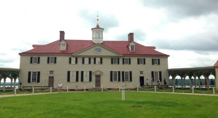 Mount Vernon Feature