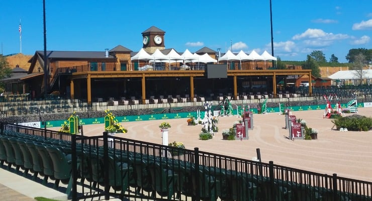 Tryon International Equestrian Center Is An Amazing Horse