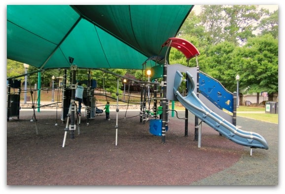 5 Best Playgrounds in Greenville