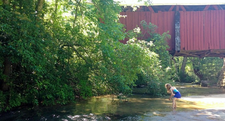 These 14 natural swimming spots are both beautiful and refreshing cambells covered bridge swimming holes near greenville publicscrutiny Images