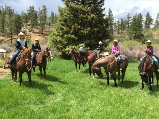 Little Lost Valley Cabin: Lost Valley Ranch Is The True Ranch Experience