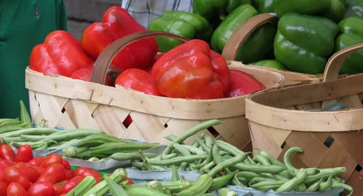 Where To Find Local Produce In The Upstate