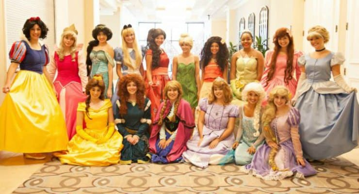 Birthday Party Guide Once Upon A Dream Princess Parties