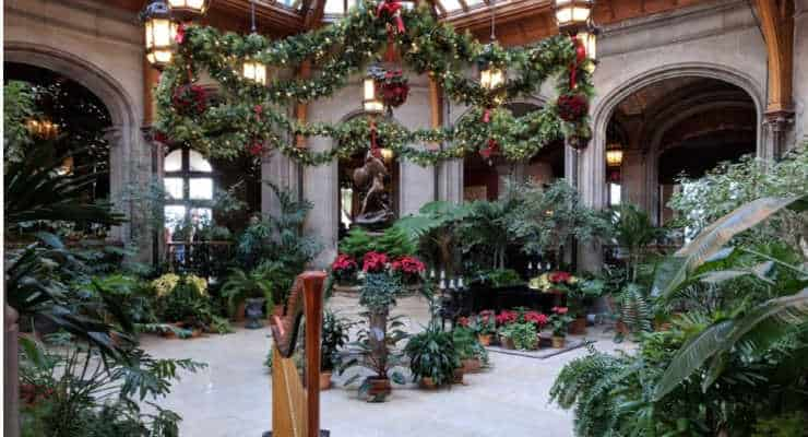 Finally, a visit to see Christmas at the Biltmore estate came to mind, and my dilemma was solved.
