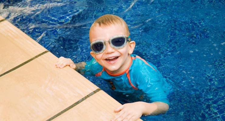 Swim Lessons In Greenville