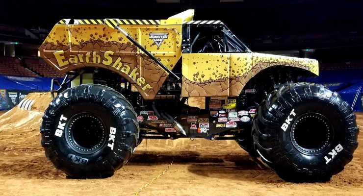 Everything You Need To Know About Monster Jam