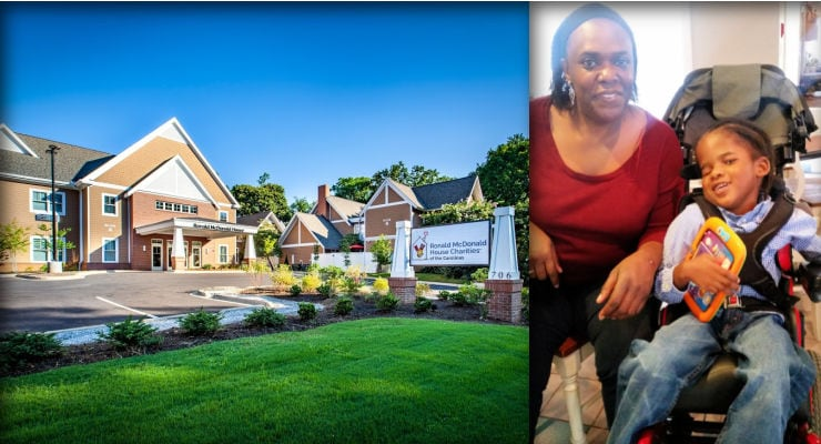 Ronald McDonald House in Greenville, SC